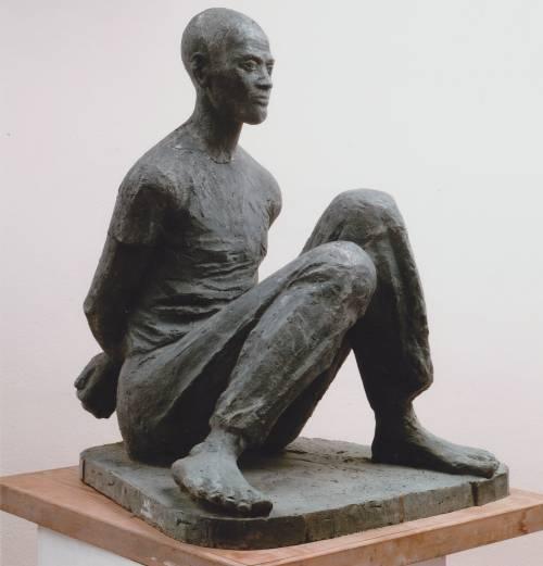 Die Lumumba-Skulptur in Berlin